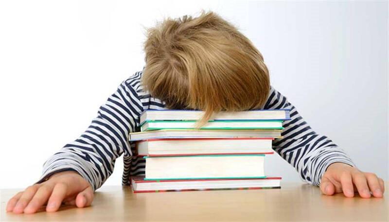 Risultati immagini per Scuola, compiti a casa per Natale. La preside: «Datene pochi, fate riposare gli alunni»