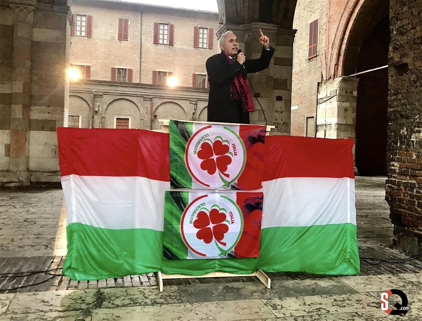Antonio Pappalardo a Piacenza (Sportello Quotidiano)