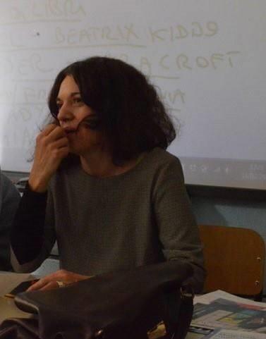 La critica cinematografica Barbara Belzini