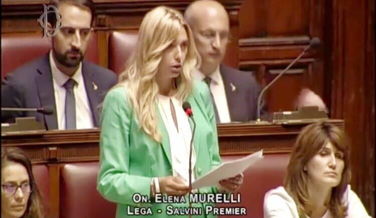 Elena Murelli, deputato Lega Nord