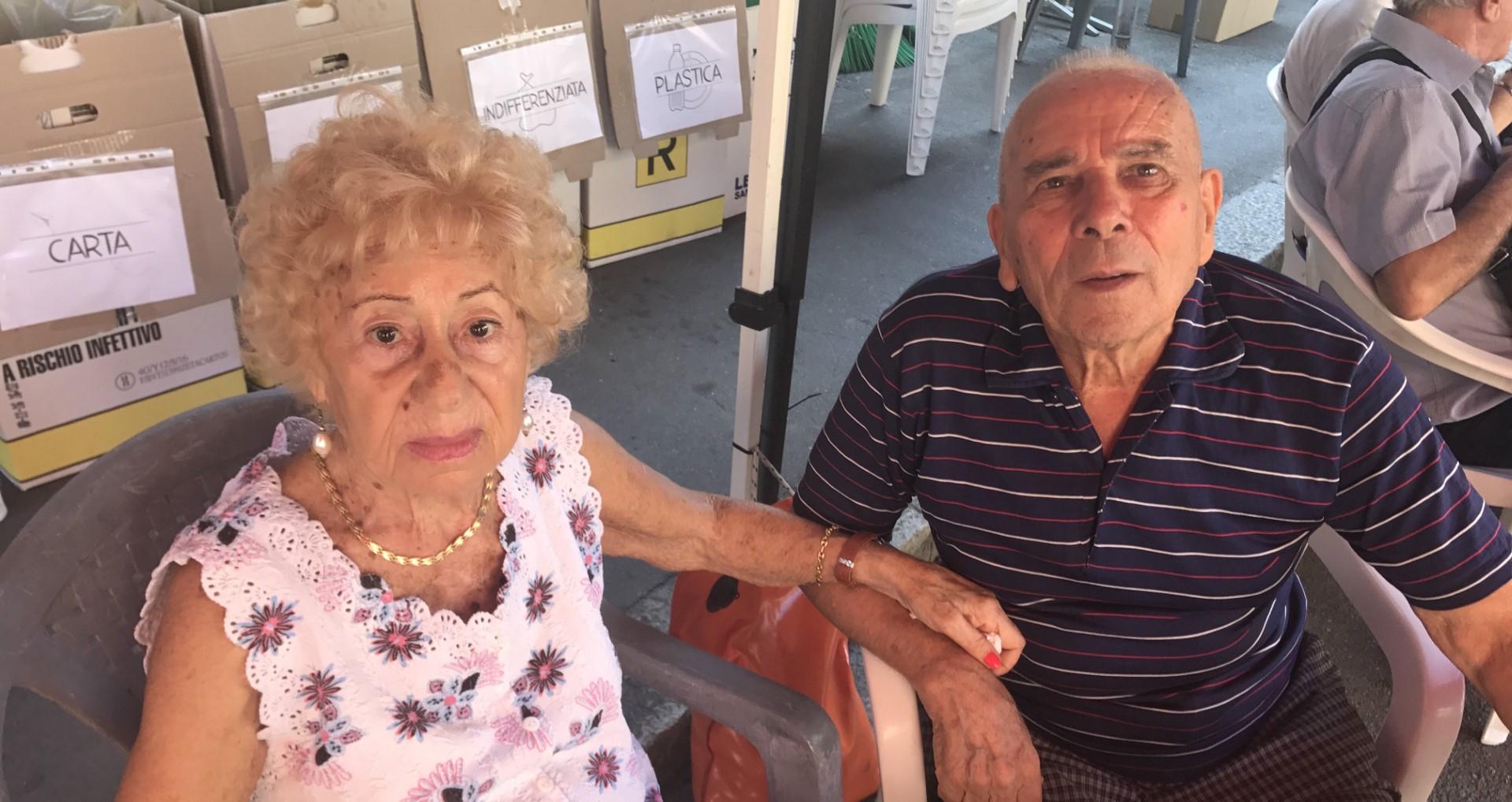 Crollo del ponte Morandi, a Genova ho incontrato gli sfollati Graziella e Pasquale