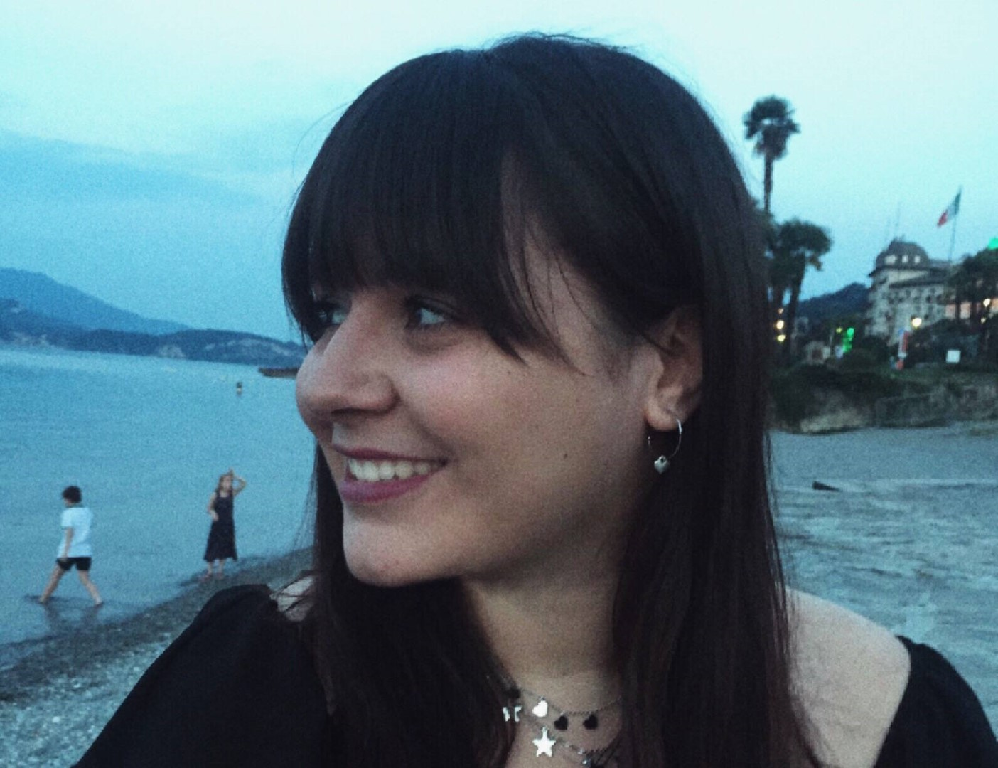 Martina Picca: «Racconterò l'alluvione del 2015 in un libro di testimonianze»