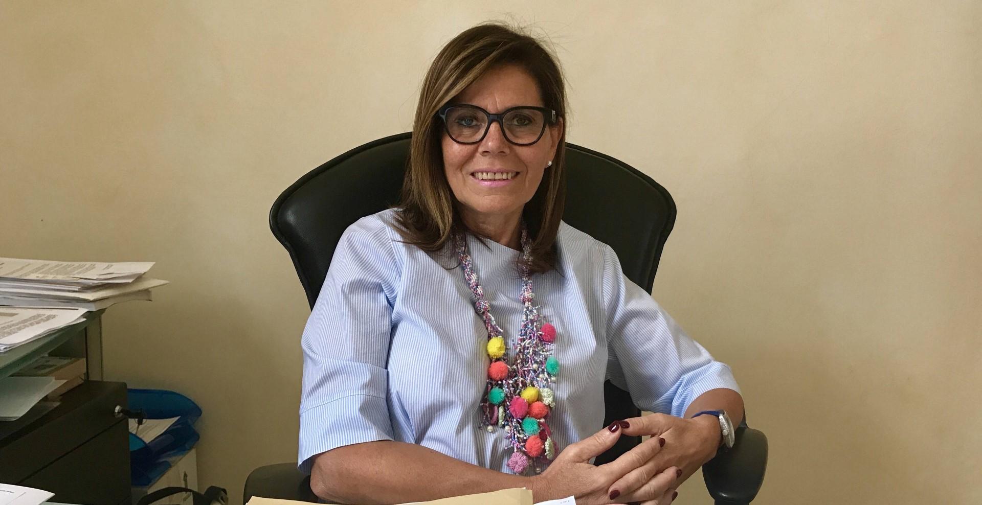 Patrizia Barbieri, sindaco di Piacenza